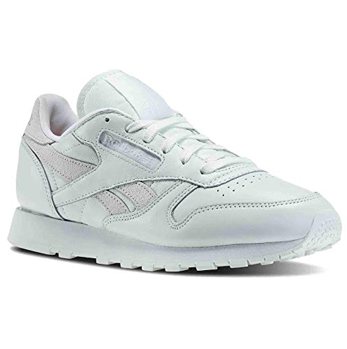 e11e17bae1d Image Unavailable. Image not available for. Color  Reebok by FACE Women s  Classic Leather Spirit Sneaker ...