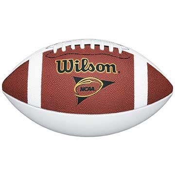 picture of Wilson NCAA Autograph Footballs - Case of 6