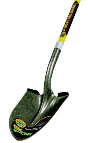 Mintcraft PRO 33251 PRL-F LHRP Pro Fiberglass Shovel