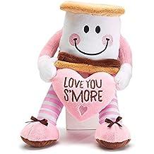 Burton & Burton Plush Love You S'More Marshmallow