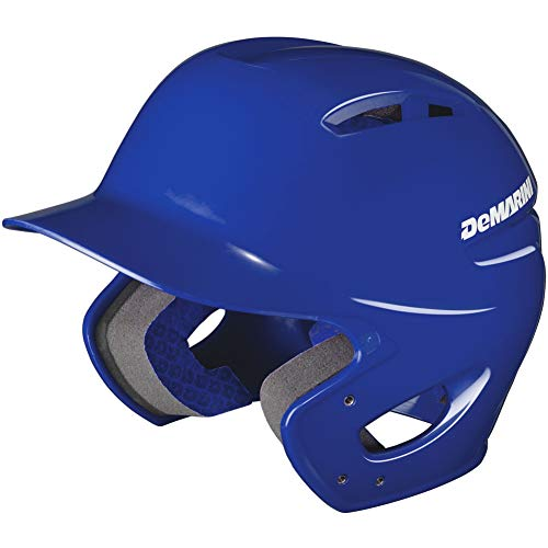 DeMarini Paradox Protege Pro Batting Helmet, Navy, Large/X-Large ()