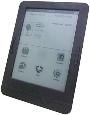 Szenio 1600DC lectore de e-Book Pantalla táctil 2 GB WiFi Negro: Amazon.es: Electrónica