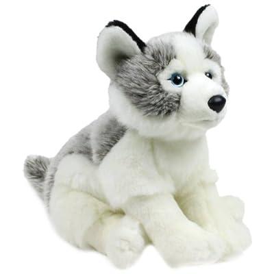 WWF - 15177002 - Peluche - Husky 23 cm
