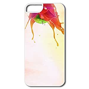 Fantastic Fruit Splash Plastic Case For IPhone 5/5s