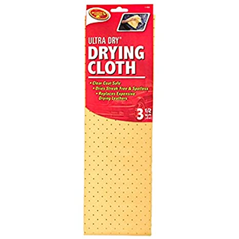Detailer's Choice 11-4350 Ultra Dry Drying Cloth 3.5-Square/Feet - 1-Each Detailer' s Choice