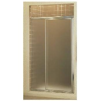 Sterling Plumbing 1500D-27S Shower Door Pivot II 65-1/2-Inch  sc 1 st  Amazon.com & Sterling Plumbing 1500D-27S Shower Door Pivot II 65-1/2-Inch H x 24 ...