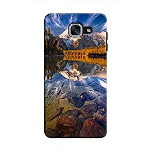 Cover It Up - Mirror Lake Galaxy J7 Prime Hard Case