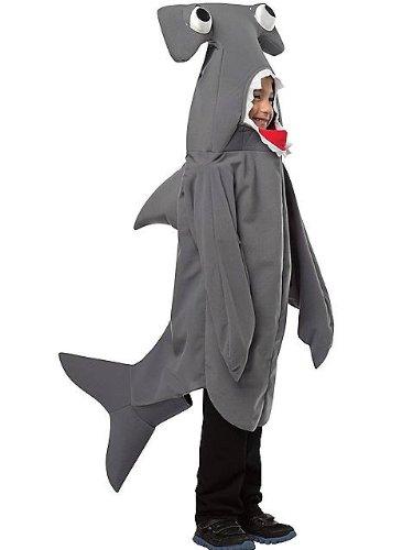 Rasta Imposta Childrens Costume, Hammerhead Shark, (Kids Shark Costumes)