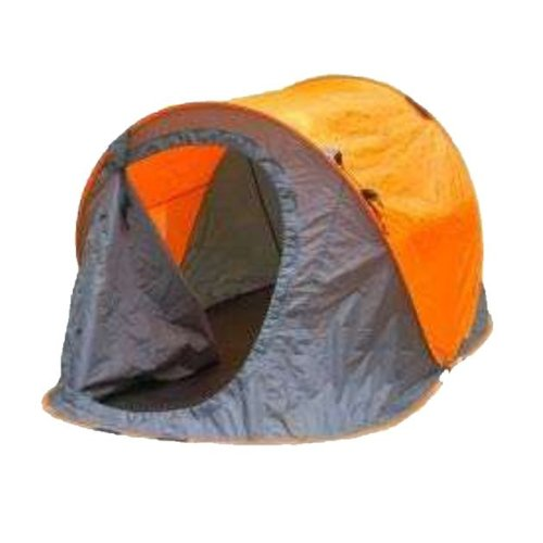 Yellowstone Peak Active Tent - Blue/Grey, 210x120x95 cm