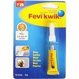 Pidilite Fevikwik Sm (3 Grams): Pack Of 12