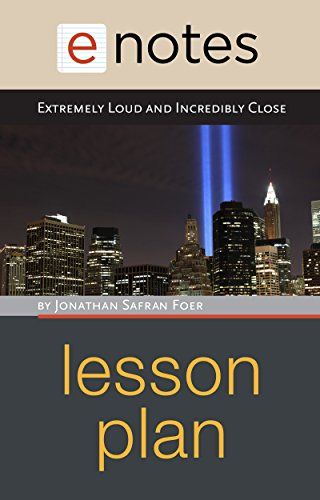 Extremely Loud and Incredibly Close Lesson Plan