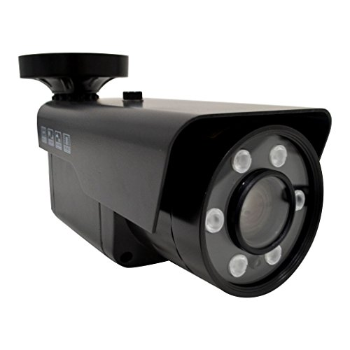 Long Range - 2mp 1080p Hd-cvi Indoor/outdoor Bullet Security Camera - 250' IR - Varifocal 5-50mm Lens - High Definition Security Recording Over Coax Cable - Must Be Used with a CVI Capable Dvr!
