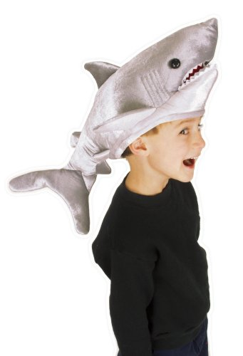 Shark Child Hat]()