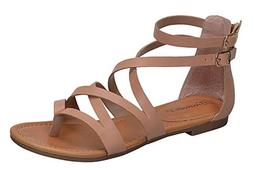 breckelles-womens-strappy-ankle-wrap-buckle-flat-thong-sandal-65-bm-us-natural