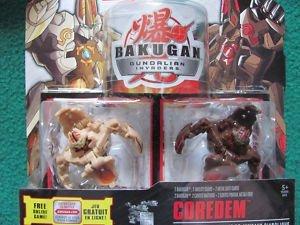 Bakugan Coredem Evil Twin Pack [Toy] - Bakugan Evil Twin