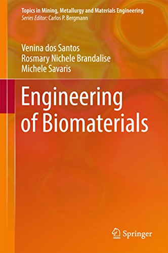 Engineering of Biomaterials (Topics in Mining, Metallurgy and Materials Engineering)