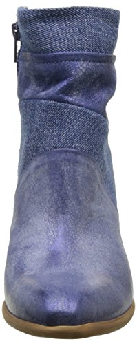 Jeans PIU Azul Botines Mujer Sun para 1890 Indaco Tejus Donna Jutta Palma Indaco zdCqwFF