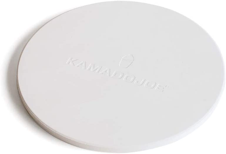 "Kamado Joe KJ-PS23 Ceramic Pizza Stone, 15"" Diameter"