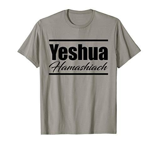 Yeshua Hamashiach T-shirt Messianic Hebrew Roots Movement