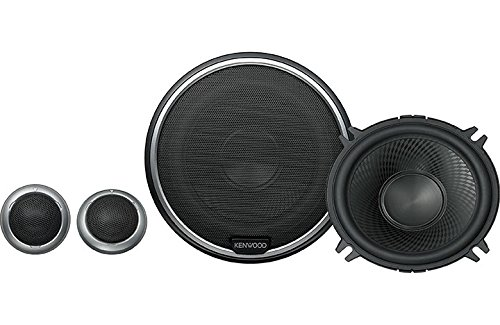 "Kenwood 5.25"" Component System 240 Watts Max"