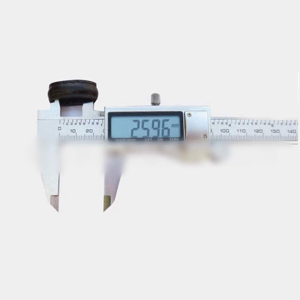 Calipers LIMEI-ZEN Vernier Caliper 0-150mm Digital Caliper Size : 0-150mm