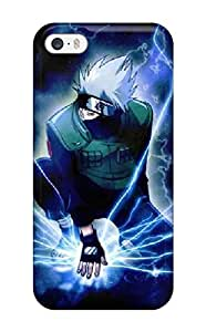 ZippyDoritEduard VzzXpco146seImX Case For Iphone 5/5s With Nice Amazing Naruto Electric Blue Appearance