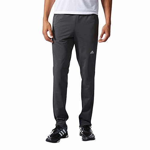 adidas Men 's Tapered Weekender Drawstring Pants Athletic Fleece Lined Sweatpants XXL