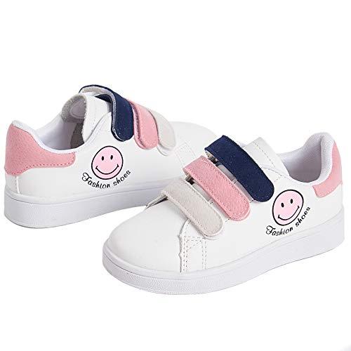 Pictures of Deesha Kids' Runner Sneaker (11M Pink) Pink 11 M US 9