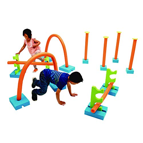 Discount School Supply Excellerations Active & Agile Fitness Set (Item # FITSET) -