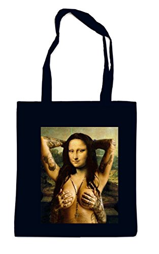 Tattoo Mona Bag Black