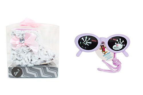 Price comparison product image Baby Girl Booties & Sunglasses (4)