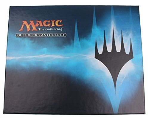 Duel Decks: Anthology - Jace vs Chandra - Elves vs Goblins - Divine vs Demonic - Garruk vs Liliana - Magic the Gathering (MTG) by Wizards of the Coast