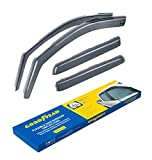 Goodyear Shatterproof in-Channel Window Deflectors