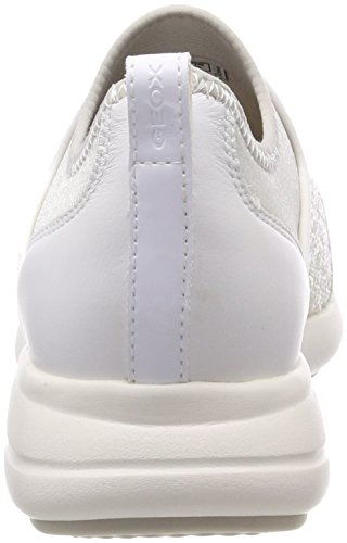 cheap footaction Geox Women's D Ophira B Low-Top Sneakers White (White/Off White) discounts sale online original for sale MFz8hJmX