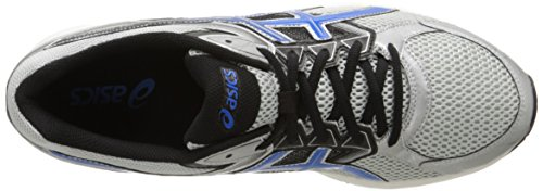Black 3 Gel Shoe Contend Men's Electric Silver Running ASICS Blue qzBvZWTx