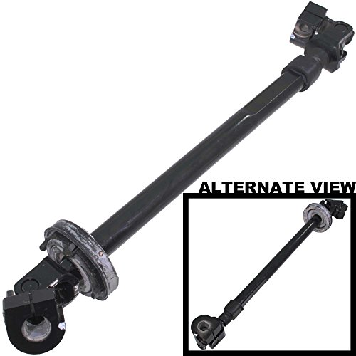 APDTY 133734 Steering Column Intermediate Shaft Assembly With Universal U-Joints Fits 2000-2004 Jeep Grand Cherokee (All Models; Replaces 52088253AG)