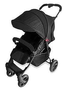 Asalvo runner silla de paseo color negro beb - Silla paseo amazon ...