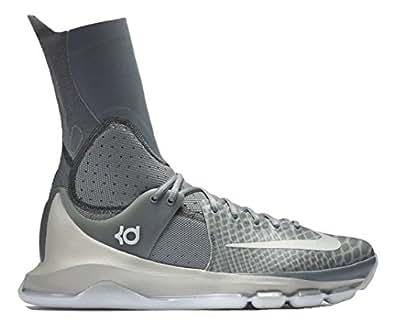 Amazon.com   Nike KD (Kevin Durant) 8 ELITE Grey Mens