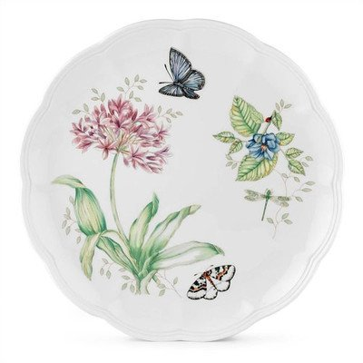 Lenox Butterfly Meadow Blue Butterfly 10.75