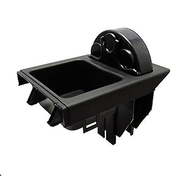 SODIAL Caja Frontal Negra para E46 3 Series Almacenamiento de la Consola Central del Coche 51168217957: Amazon.es: Coche y moto