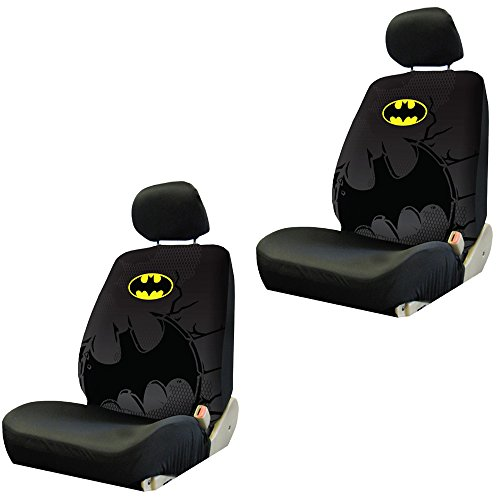 batman front seat covers for cars - 7