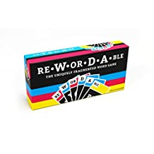 Rewordable: Uniquely Fragmented Word Game