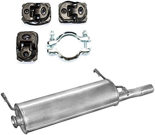 Montagezubeh/ör Auspuff Citroen Xsara 1,4-1,8 1,9D auch Coupe Endschalld/ämpfer