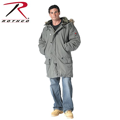 N-3b Hooded Parka - 1