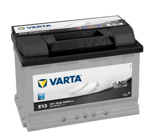 Varta 5704090643122 Starterbatterie in Spezial Transportverpackung und Auslaufschutz Stopfen (Preis inkl. EUR 7,50 Pfand)