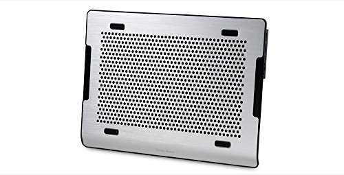 Notepal A200 - Notebook-Lüfter mit USB-Hub (2 Ports) - 140 mm