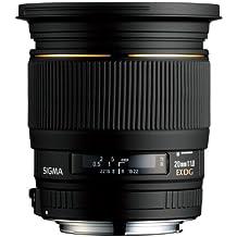 Sigma 20mm f/1.8 EX DG RF Aspherical Wide Angle Lens for Canon Digital SLR Cameras (OLD MODEL)