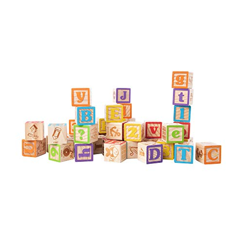 vintage alphabet blocks - 8