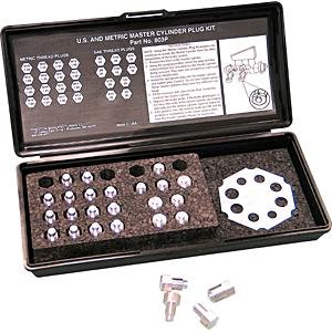 - Thexton 803P Universal Master Cylinder Plug Kit