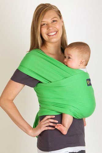 Amazon Boba Wrap Green Child Carrier Slings Baby